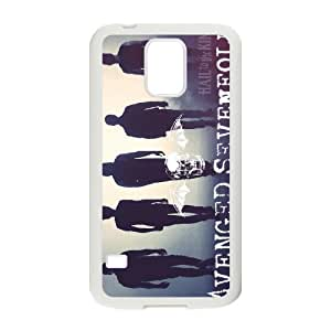 Avenged Sevenfold For Samsung Galaxy S5 I9600 Csae protection phone Case ST058535
