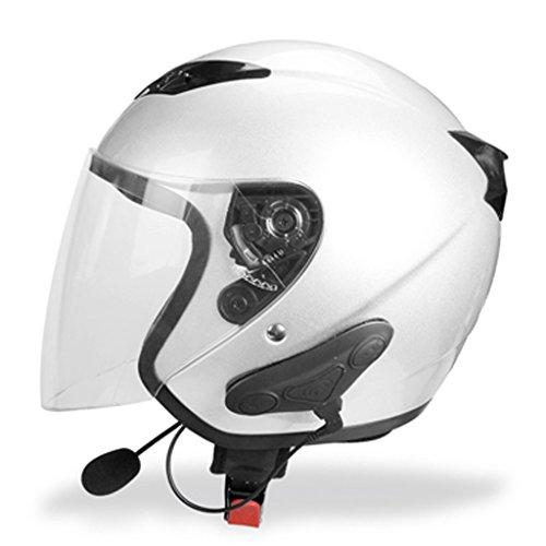 Avantree WATERRPOOF Motorcycle Helmet Bluetooth Headset Kit With Intercom,
