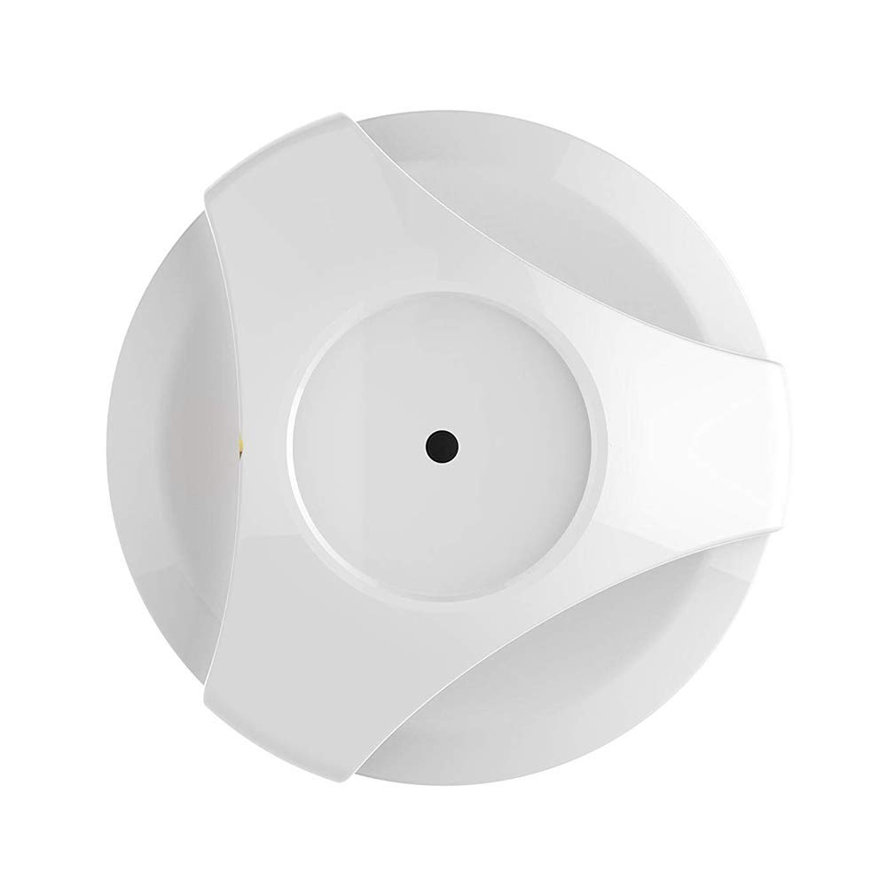 Alarma inteligente de fugas de agua BANAUS FD10W,Notificaciones autom/áticas en tel/éfonos inteligentes,Sin necesidad de costosos concentradores Operaci/ón a bater/ía sin cableado Plug /& Play simple