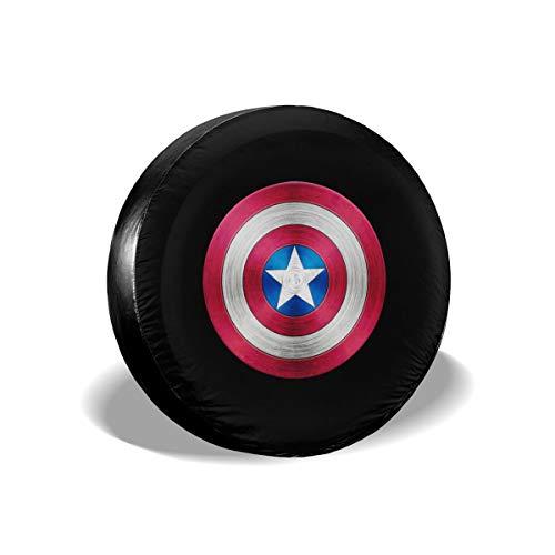 Compare Price: captain america spare tire cover - on ...