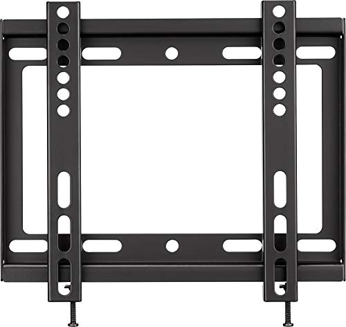 Insignia - Fixed TV Wall Mount for Most 19