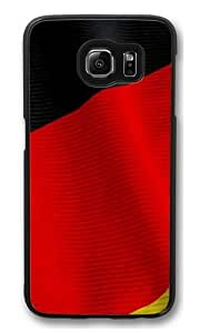Germany15 PC Case Cover for Samsung S6 and Samsung Galaxy S6 Black Kimberly Kurzendoerfer