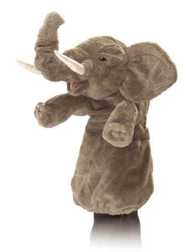 Folkmanis Elephant Stage Puppet -