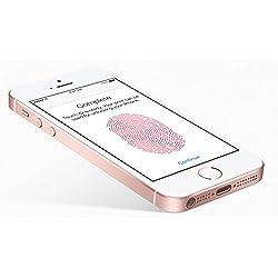 Apple Iphone Se Gsm Unlocked Phone 16gb Rose Gold Renewed