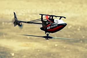 MECO(TM) Walkera Master CP 200 Size Electric Rc Helicopter 6 Axis Control System(Without Battery and Transmitter)