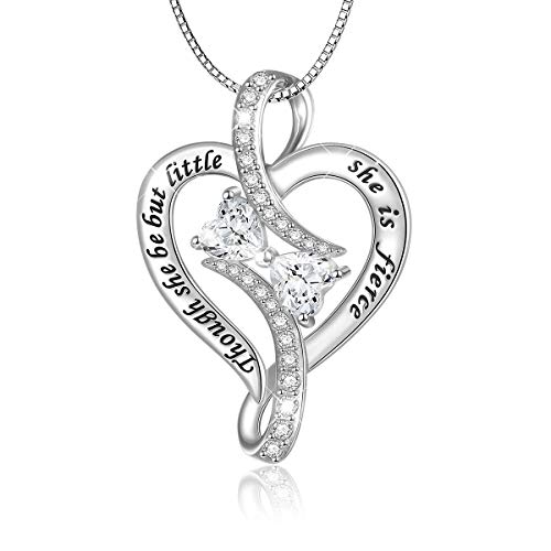925 Sterling Silver Inspirational Jewelry Engraved