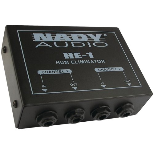 NADY HE-1 Hum Eliminator electronic consumer