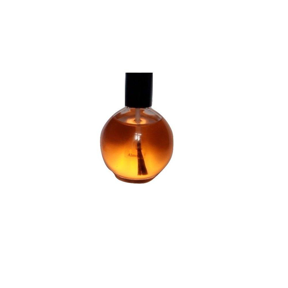 Almond cuticle oil 75ml ,2.5oz salon size, professional size Nailycious Ltd