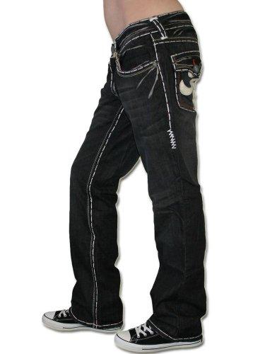 LAGUNA BEACH JEANS CO. Herren Jeans Hose - SANTA MONICA -34