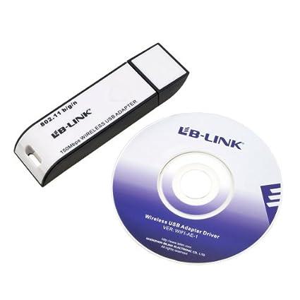WiFi Wireless IEEE 802 11G/B WLAN 54Mbps Network Adapter