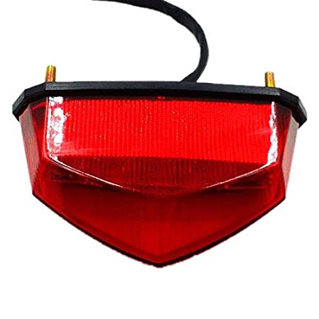 Faro LED de freno para motocicleta Dirt Bike Off-Road Dual Sport UTV ATV Quad Runner Custom Super Moto