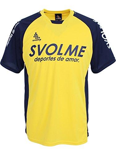対応するバー深くSVOLME(スボルメ) ジュニア 切替プラシャツ 174-80500