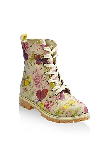 Long Flowers Boots Tmb1016 And Butterfly 0ZwgCR