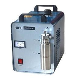 Oxy-Hydrogen Generator Water Welder Acrylic Flame Polisher Torch Welder 110 OR 220V fast shipping