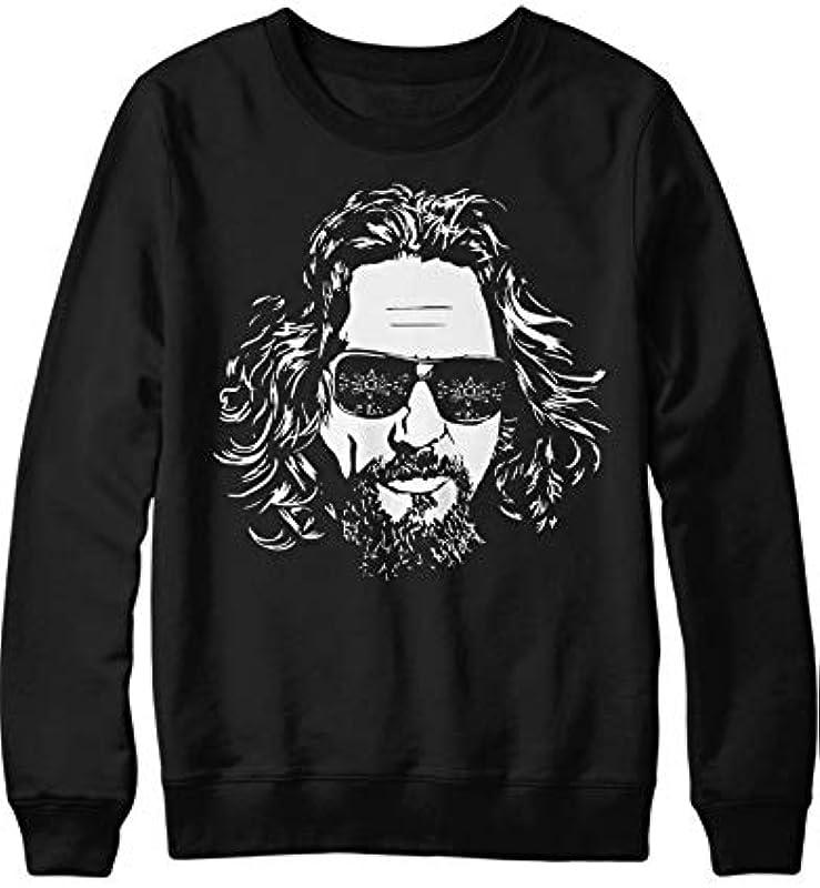 HYPSHRT męska bluza Jeff Lebowski Portrait C001013: Odzież