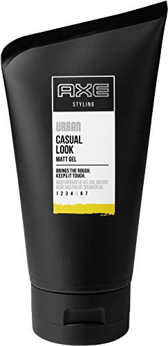 AXE Haarstyling Haargel für Männer Casual Look Urban, 3er Pack (3 x 125 ml)