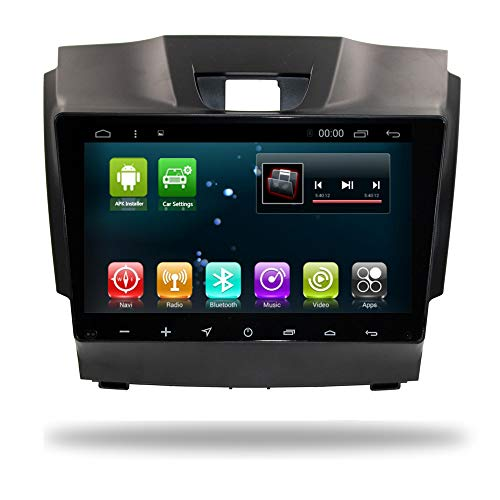 Car Radio GPS 9 inch Android 8.0 Octa Core Navi for Chevrolet Trailblazer Isuzu D-Max S10 Colorado MU-X Car Head Unit Multimedia Player Navigation WiFi (2+32G Android T8 for Chevrolet Isuzu)