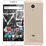 YU YU5530 4 GB RAM and 32 GB ROM With Expandable Memory Upto 128 GB - Gold