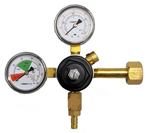co2 regulator pressure gauge - 6