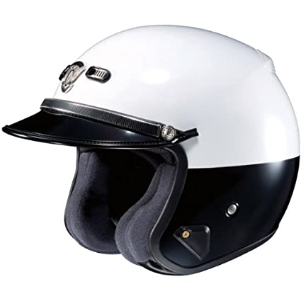 Shoei RJ Platinum-LE Low Rise Police Helmet