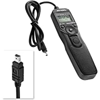 Shutter Release LCD Wired Timer Remote MC-DC2 Control for Nikon D90 D600 D610 D3100 D3200 D3300 D5000 D5100 D5200 D5300 D7000 Digital D5500 D7100 D7200 D750 DSLR Cameras