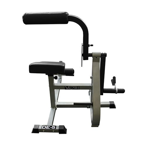 Valor Fitness DE-5 Plate Loaded Ab / Back Machine to Strengthen Lower Back and Core by Valor Fitness (Image #3)