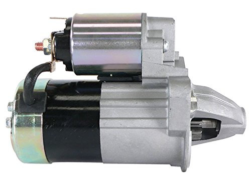 DB Electrical SMT0156 New Starter For Mazda Protege 1.6L 1.8L 2.0L 99 00 01 02 03 Manual Transmission Only M0T80381 111730 410-48061 17765 FP13-18-400 STR-3523 2-1968-MI SR4222X