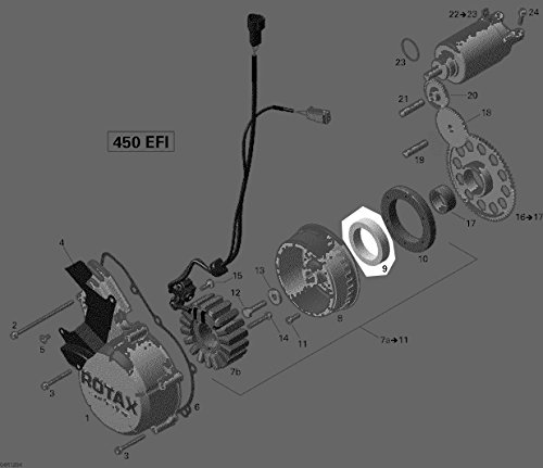can am ds 450 clutch - 9