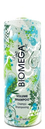 BIOMEGA Volume Shampoo, 32 Oz.