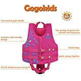Gogokids Kids Swim Vest Folat Jacket - Boys Girls