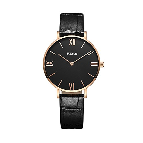 rose numeral black jewelry bling mens roman watch plated gold mw leather mdi watches blk