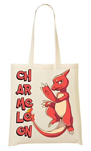 Charmeleon Pokemon Wicked tout À Provisions Sac Design Fourre ASwqH