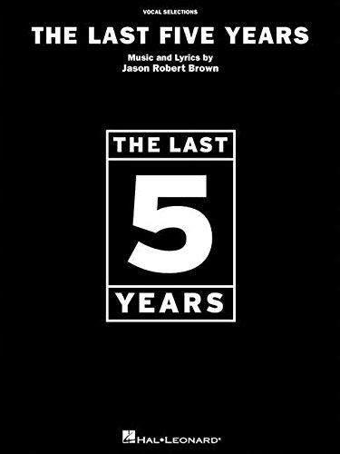The Last Five Years - Vocal Selections ()