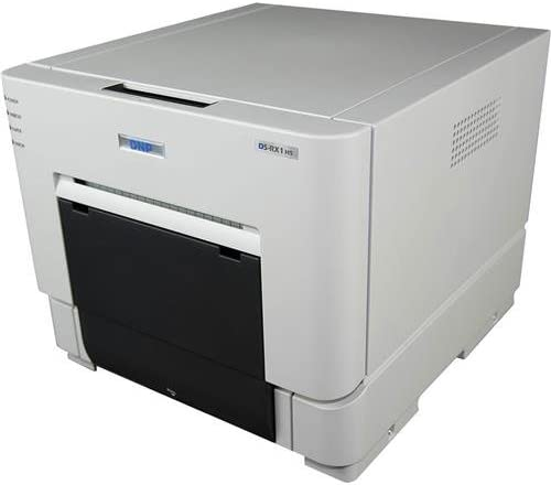 DNP RX1 Compact Professional Photo Booth and Portrait Dye Sublimation Printer 300dpi Resolution up to 6x8 Prints