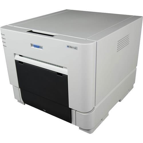 DNP Event Photo Printer DS-RX1HS 6'' Dye Sublimation, for Booth Portrait Printing, 290 4x6''Prints Per Hour by DNP