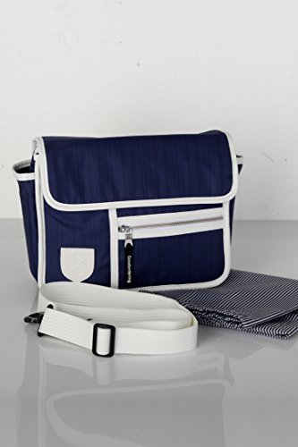 Shoulder Blue Bicycle Goodordering Cycling Bicycle Handlebar Handlebar Navy bag Goodordering xqYCS1Rw