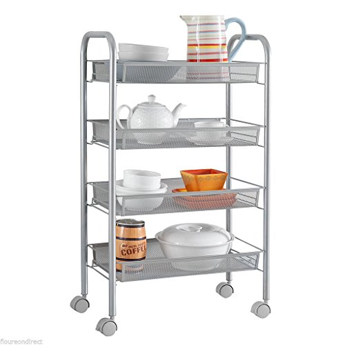 4-tier-wire-rolling-shelf-utility-serving-cart-dining-storage-organizer-trolley-with-basket-for-spac