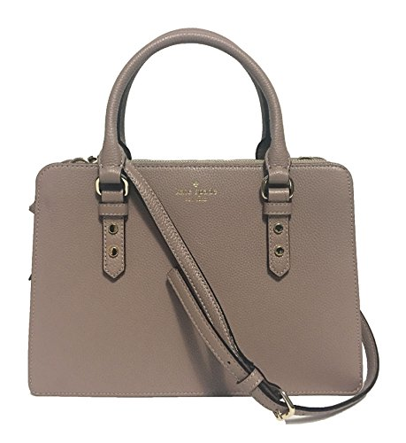 Kate Spade New York Lise Mulberry Street Shoulderbag Handbag (Porcini/Taupe) by Kate Spade New York