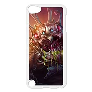 ipod 5 case , League of Legends LOL Kog Maw Cell phone case White for ipod 5 - LLKK0803802