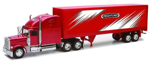 NewRay 1:32 Freightliner Run Smart Classic XL with Decal Diecast Vehicle