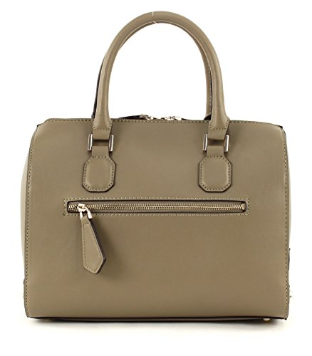 Guess Korry Box Satchel Olive