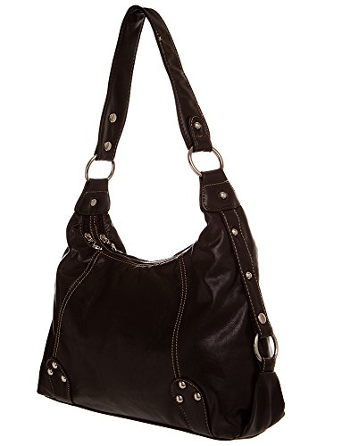 Handbags Belt For by Handbag Shoulder All The Chocolate Hobo Shoulder g5UnYw