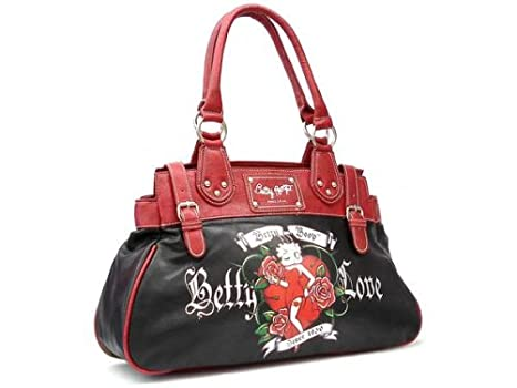 Amazon.com: Beautiful*Betty Boop*Handbag*Tote: Clothing