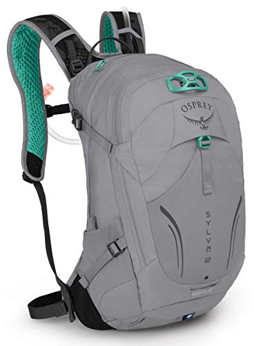 Osprey Packs Sylva 12 Women's Hydration Pack, Downdraft Grey