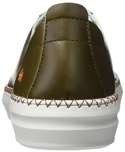 verdi da Heritage uomo Art basse Tibidabo 1342 Sneakers kaki xSqnnw071