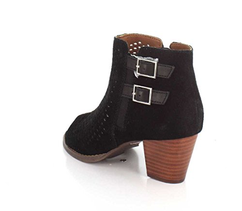 mujer Ankle Negro Boot Chryssa VIONIC gzwq6TBxT