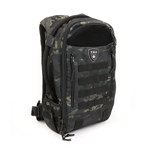 Camo Backpack Carriers - 3