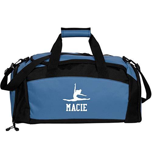 Cheap Macie Gymnastics & Dance: Port & Company Gym Duffel Bag