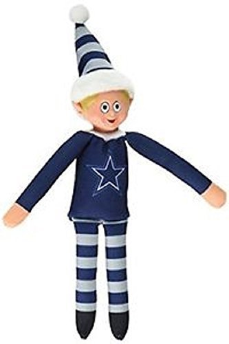Forever Collectibles NFL Team Elves - Elf on a Shelf - 10 Inches - Dallas Cowboys for $<!---->