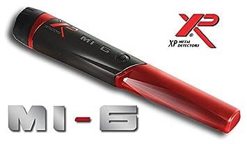 Xplorer mi-6 Pinpointer XP Pointer Metal Detector metaldetector inalámbrico Deus